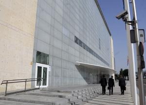 Palacio Municipal de Congresos/ Foto Juan Luis Jaén