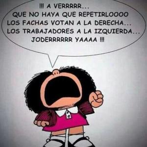 Mafalda, siempre Mafalda